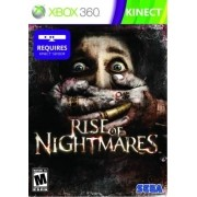 Rise of Nightmares Xbox360 Original Usado