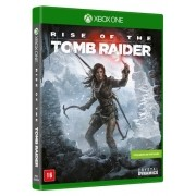 Rise of the Tomb Raider Xbox One Original Usado