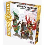 Rising Sun Dynasty Invasion Expansão de Jogo de Tabuleiro Galapagos RSU003