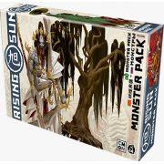 Rising Sun Monster Pack Expansão de Jogo de Tabuleiro Galapagos RSU004