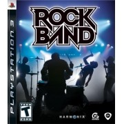 Rock Band Playstation 3 Original Usado