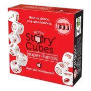 Rory Story Cubes Super Herois Jogo de Dados Galapagos RSC009