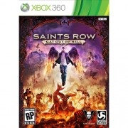 Saints Row Gat out of Hell Xbox 360 Original Usado