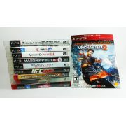 Segundo Lote de 10 jogos de PS3 Original Usado Pronta Entrega