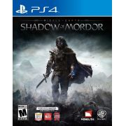 Shadow of Mordor Sombas da Guerra Playstation 4 Novo