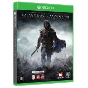 Shadow of Mordor Xbox One Original Usado