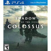 Shadow of the Colossus Playstation 4 Original Usado