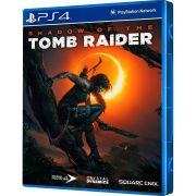 Shadow of the Tomb Raider Playstation 4 Original Usado