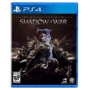 Sombras da Guerra Br - 2017 - PlayStation 4