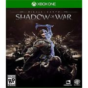 Shadow of War Sombras da Guerra Xbox One Original Usado