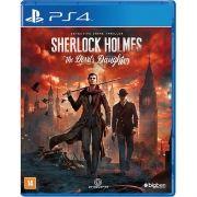 Sherlock Holmes The Devil's Daughter Playstation 4 Original Usado