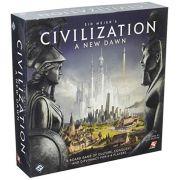 Sid Meier's Civilization: A New Dawn Jogo de Tabuleiro Galapagos CIV001