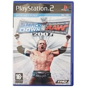 Smack Down vs Raw 07 PS2 Original Usado PAL