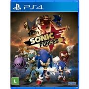 Sonic Forces Playstation 4 Original Usado