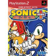 Sonic Mega Collection Plus Playstation 2 Novo
