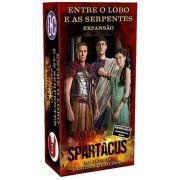 Spartacus Entre o Lobo e as Serpentes Expansão de Jogo Kronos Games