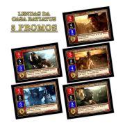 Spartacus Promo Lendas da Casa de Batiatus Expansão de Jogo de Tabuleiro Kronos Games