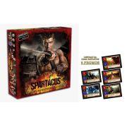 Spartacus + Promo Lendas da Casa de Batiatus Jogo de Tabuleiro Kronos Games