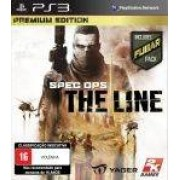 Spec Ops The Line Playstation 3 Original Lacrado