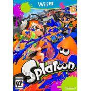 Splatoon Nintendo Wii-U Original Novo