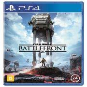 Star Wars Battlefront Playstation 4 Original Novo