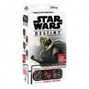 Star Wars Destiny Pacote Inicial General Grievous Jogo de Cartas Galapagos SWD014