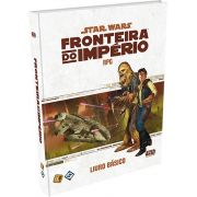Star Wars Fronteiras do Império Livro Básico RPG Galapagos SWE002