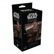 Star Wars Legion Wave 3 Chewbacca Expansão de Agente Galapagos SWL024