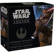 Star Wars Legion Wave 3 Guerreiros Wookie Expansão de Unidade Galapagos SWL025