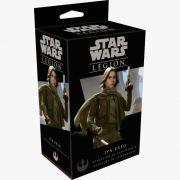 Star Wars Legion Wave 4 Jyn Erso Expansão de Comandante Galapagos SWL031