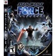 Star Wars The Force Unleashed Playstation 3 Original Usado