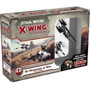 Star Wars X Wing  Os Renegados de Saw Galapagos SWX074