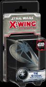Star Wars X Wing Tie Striker Expansão de Jogo de Tabuleiro Galapagos SWX063