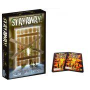 Stay Away + Expansão Dinamite jogo de Cartas Sherlock SA