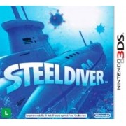 Steel Diver 3DS Original Usado