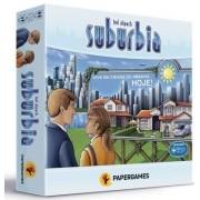 Suburbia + Expansão Essen Spiel Jogo de Tabuleiro PaperGames J009