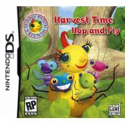 Sunny Patch Friends Harvest Time Hop and Fly Nintendo DS Original Lacrado