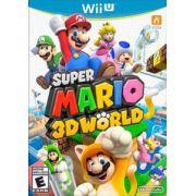 Super Mario 3D World Nintendo Wii-U Original Novo
