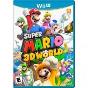 Super Mario 3d World Wii-U Original Usado