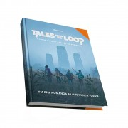 Tales from the Loop Livro de RPG Galapagos TFL001