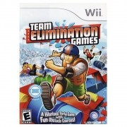 Team Elimination Games Nintendo Wii Original Lacrado