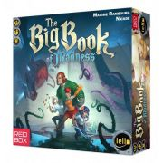 The Big Book of Madness Jogo de Tabuleiro Red Box RBX