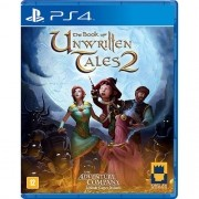 The Book of Unwritten Tales 2 Playstation 4 Original Lacrado