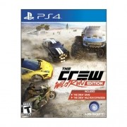 The Crew Wild Run Edition Playstation 4 Original Usado