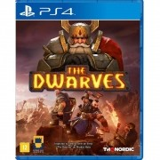 The Dwarves Playstation 4 Original Lacrado