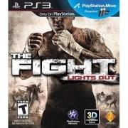 The Fight Lights Out Playstation 3 Original Usado