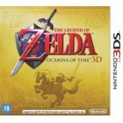 The Legend Of Zelda - Ocarina Of Time 3DS Original Usado