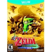 The Legend of Zelda - The Windwaker HD Wii-U Original Usado