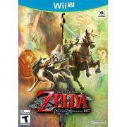 The Legend of Zelda Twilight Princess HD Nintendo Wii-U Original Novo