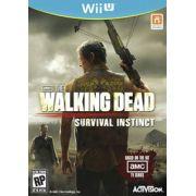 The Walking Dead Survival Instinct Nintendo Wii-U Original Novo